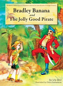 Bradley Bananda and the Jolly Good Pirate