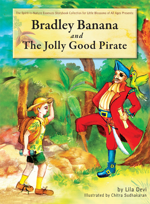 Children's Picture Book: Bradley Banana and The Jolly Good ...